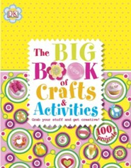The Girls' Book of Crafts and Activities  -