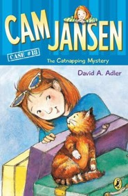 Cam Jansen #18: The Catnapping Mystery (reissue)  -     By: Stephen Adler