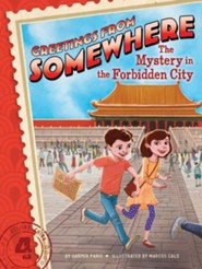 The Mystery in the Forbidden City  -     By: Harper Paris, Marcos Calo