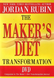 The Maker's Diet Revolution--Transformation DVD
