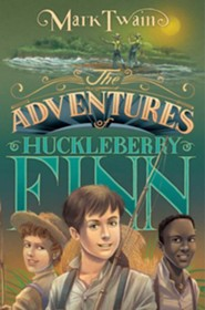 The Adventures of Huckleberry Finn  -     By: Mark Twain     Illustrated By: Iacopo Bruno