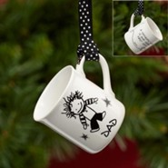 Dad Mini Mug Ornament