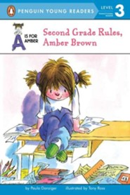 Second Grade Rules, Amber Brown, Level 3 -  Transitional Reader