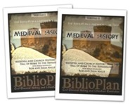 The BiblioPlan Companion Year Two: A Text for Medieval History (2 Volumes)