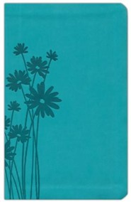 Imitation Leather Teal Book Thumb Index