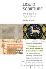Liquid Scripture: The Bible in a Digital World