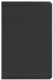 Genuine Leather Brown Large Print Book Red Letter Thumb Index