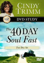 40 Day Soul Fast DVD Study  -     By: Cindy Trimm