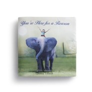 You're Here for a Reason Soft Story Book