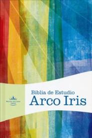 Hardcover Thumb Index Rainbow