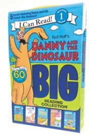 Danny and the Dinosaur: Big Reading Collection