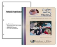 IEW Student Writing Intensive Level B Student Materials