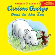 Curious George Goes to the Zoo with downloadable audio  -     By: H.A. Rey