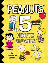 Peanuts 5 Minute Stories