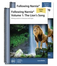 The Lion's Song, Volume 1, New Edition: Following Narnia--Teacher/Student Combo