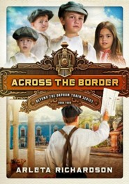 #4: Across the Border, repackaged