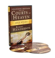 Unlocking Destinies From the Courts of Heaven, DVD Study