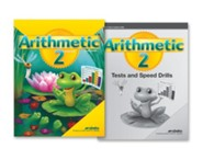 Grade 2 Homeschool Child Arithmetic Kit, Second Edition Edition)