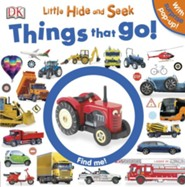 Little Hide and Seek: Things That Go  -