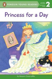 Princess for a Day  -     By: Maryann Cocca-Leffler