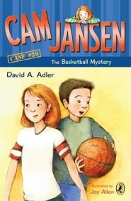 #29: The Basketball Mystery  -     By: David A. Adler