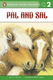 Pal and Sal  -     By: R.A. Herman
