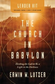 The Church in Babylon Book + DVD + Study Guide Set