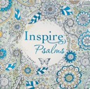 Inspire, Psalms: Coloring & Creative Journaling through the Psalms