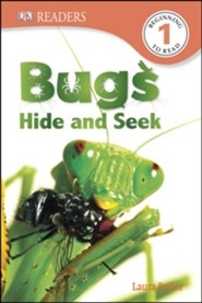 DK Readers, Level 1: Bugs Hide and  Seek