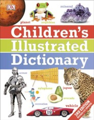 Children's Illustrated Dictionary   -