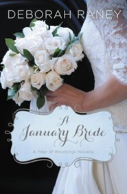 A January Bride - eBook