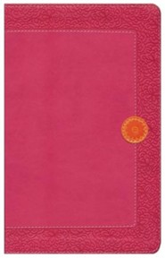Imitation Leather Pink Book