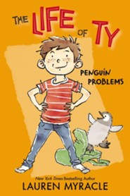 The Life of Ty: Penguin Problems  -     By: Lauren Myracle     Illustrated By: Jed Henry