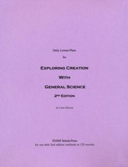 Daily Lesson Plans for Exploring Creation with General Science (2nd Edition)