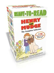 Henry And Mudge The Complete Collection