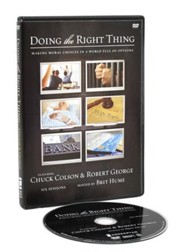 Doing the Right Thing:  Making Moral Choices in a World Full of Options, DVD