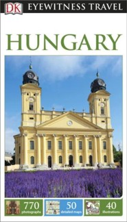 DK Eyewitness Travel Guide: Hungary  -