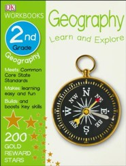 DK Workbooks: Geography: Second Grade