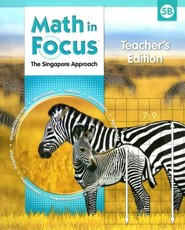 Math in Focus: The Singapore Approach Grade 5 Second Semester Homeschool Package