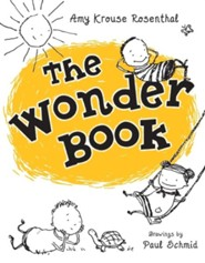 The Wonder Book  -     By: Amy Krouse Rosenthal     Illustrated By: Paul Schmid