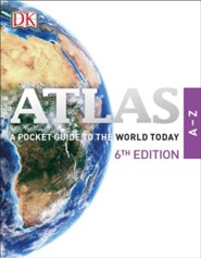 Atlas A - Z: A Pocket Guide to the World Today 6th  Edition  -