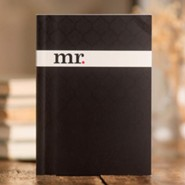 Mr. Notebook Journal