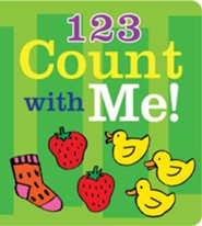 1, 2, 3, Count With Me!   -     By: Maureen Roffey