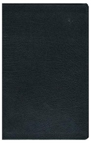 Bonded Leather Black