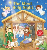 The Most Holy Night  -     By: Lori Froeb     Illustrated By: Miki Sakamoto
