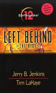 Earthquake! Left Behind: The Kids #12