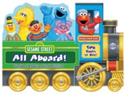 Sesame Street All Aboard! Boardbook