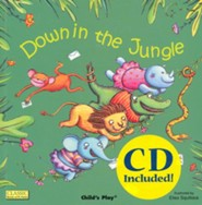 Down in the Jungle with CD