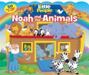 Noah and the Animals (Little People)  -     By: Lori C. Froeb