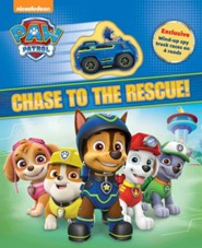 Paw Patrol: Chase To The Rescue  -     By: Paw Patrol